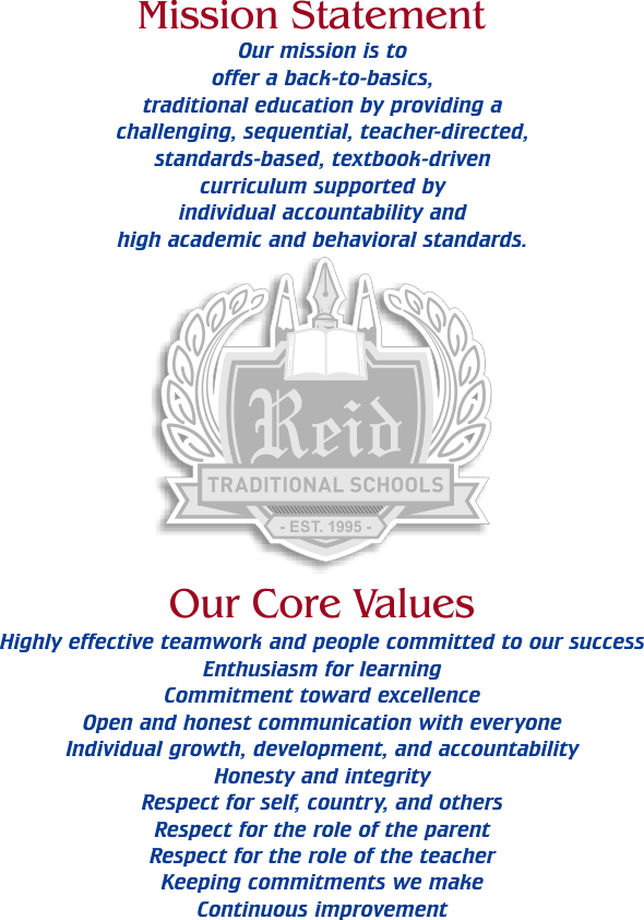 Valley Academy Mission Statement