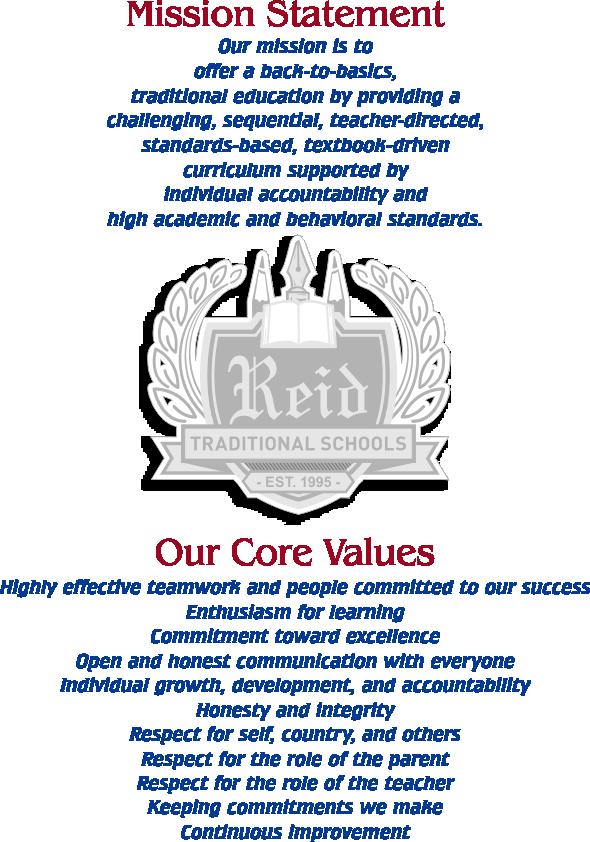 Valley Academy Mission Statement