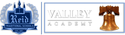 Valley Academy Logo Footer