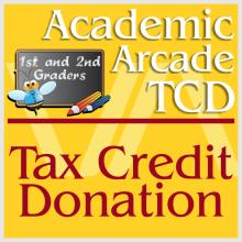 Valley Academy Academic Arcade TCD