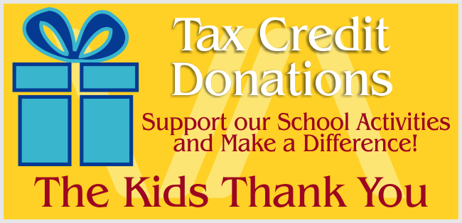 Valley Academy Tax Credit Donation