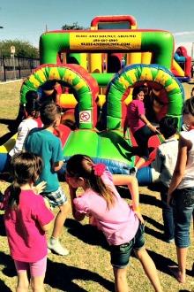 bouncy tunnels 2