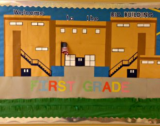 First Grade: Welcome to the Big Building