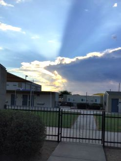 Meet Your Teacher Morning Sky