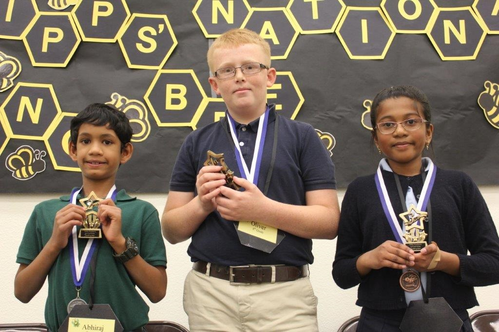 VA spelling bee winners 2015